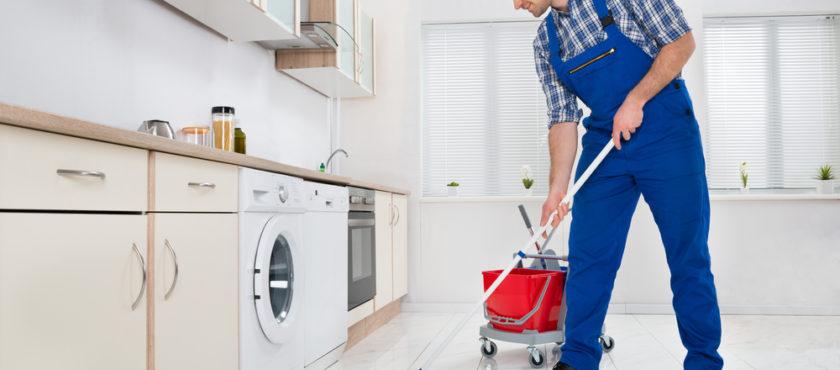 طريقة تنظيف سيراميك المطبخ
